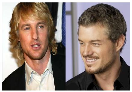 Owen Wilson & Eric Dane Was Stopped By Newspaper's Office