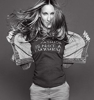 Sarah Jessica Parker Tripped During Vogue Photo Shoot