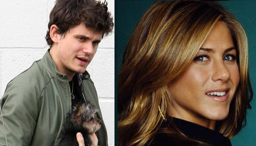 John Mayer, Jennifer Ansiton
