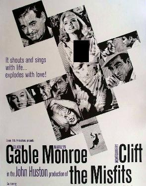 Marilyn Monroe, Calrk Cable