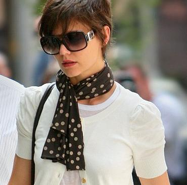 ellen degeneres hairstyles. Katie Holmes, who tried out different hair styles such as Cagney and Lacey