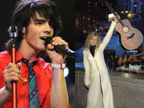 Even though Taylor Swift, 18, has revealed that Joe Jonas is just a friend,