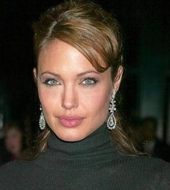 angelina jolie wanted gun. Posters advertising Angelina