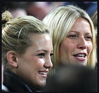 Kate Hudson And Gwyneth Paltrow