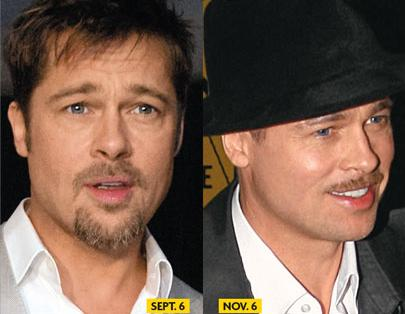 Brad Pitt, who previously reported to be furious over Jennifer Aniston's