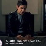 David Archuleta Premiered New Music Video