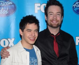 David Archuleta & David Cook