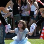 Suri Cruise's Trip At Walt Disney World In Florida