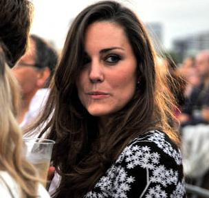 kate middleton model