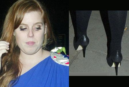 princess beatrice and princess eugenie. Princess Beatrice#39;s Five-Inch