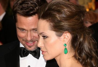 Brad Pitt And Angelina Jolie, brad pitt on angelina jolie, brad pitt & angelina jolie, brad pitt angelina jolie news