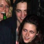 Robert Pattinson & Kristen's Night Out, Kristen's Boyfriend Steps In