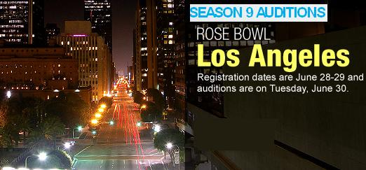 Rose Bowl, Los Angeles