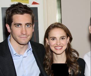Jake Gyllenhaal and Natalie Portman