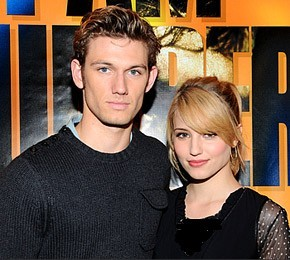 Alex Pettyfer and Dianna Agron Reportedly Split