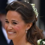 Pippa Middleton's Second Wedding Dress For Reception Party