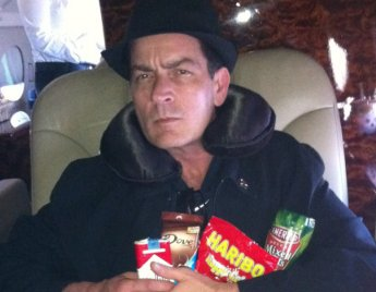 Charlie Sheen, charlie sheen photos, charlie sheen interview, what did charlie sheen say