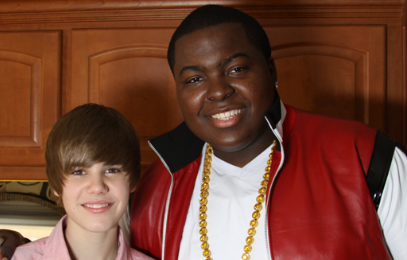 Justin Bieber And Sean Kingston