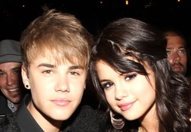 Justin Beiber And Selena Gomez