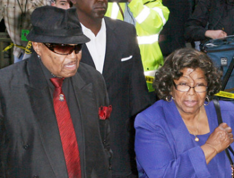 Joe and Katherine Jackson