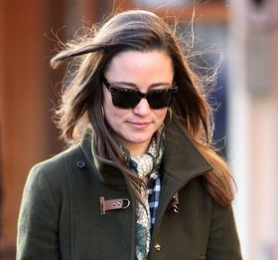 Pippa Middleton is going to throw a New Year's eve party at her ...