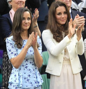 kate pippa middleton, middleton wimbledon, kate middleton tennis