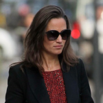 Pippa Middleton Looks Stunning In London, England
