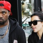 Kim Kardashian And Kanye West Indulge In Paris Shopping