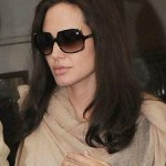 Angelina Jolie's Breastfeeding Photo Upsets Brad's Parents