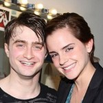 Emma Watson Surprised Daniel Radcliffe At Broadway Show