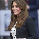 Duchess Kate's Polka Dot Dress Sold Out After Visiting Film Studios