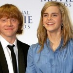 Rupert Grint Worried About Emma Watson's Kiss