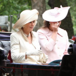 Did Duchess Camilla Make Duchess Kate Cry At Trooping the Color?