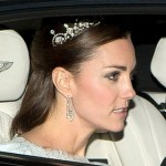 Duchess Kate Is Sporting A Tiara For Palace Event With Prince William
