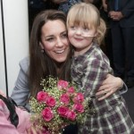 Duchess Kate's Visit To Children's Hospice