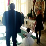 Beyonce Knowles And Jay Z Took Blue Ivy To A Birthday Party At The White House