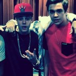 Justin Bieber And Austin Mahone Forget Feud Over Selena Gomez