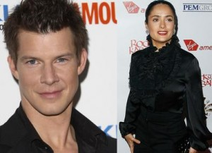 Eric Mabius And Salma Hayek