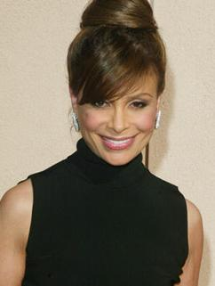 American Idol Judge Paula Abdul
