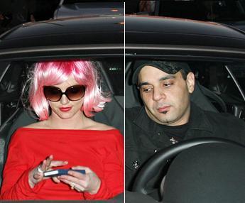 Britney Spears & Sam Lufti