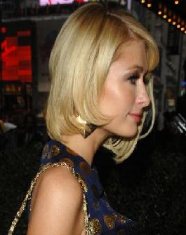 Paris Hilton's Wardrobe Malfunction In Boston