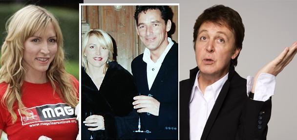 Heather Mills & Sir Paul McCartney