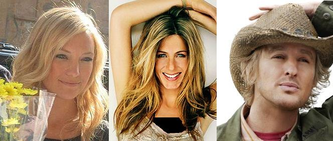 "Kate Hudson, Jennifer Aniston & Owen Wilson In Upcoming Film ""Marley & Me"""