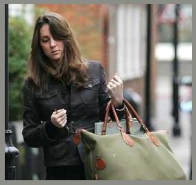 Kate Middleton Assigned Protection Officer On The Slopes