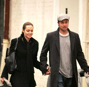 Brad Pitt And Angelina Jolie Have A New Home