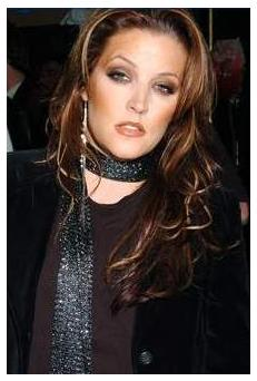 Lisa Marie Presley Hits Back At Media Taunts