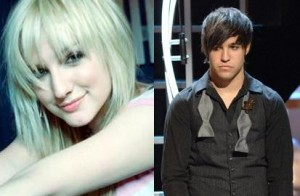 Pete Wentz And Ashlee Simpson Were Engaged