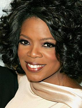 Oprah Winfrey Named Top Earning Celebrity