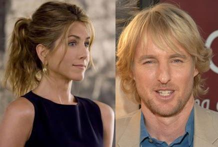 Jennifer Aniston And Owen Wilson Spread Rumors About Their Romance