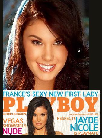 Jayde Nicole, Playboy
